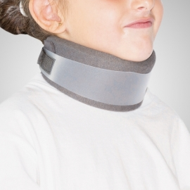 Kids collarín cervical | Blando | Gris | Varias tallas | KCC401 | Emo