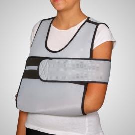 Hamaca braquial cabestrillo transpirable- Emo para inmovilizar el brazo