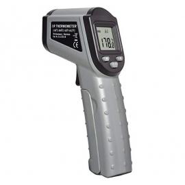 Termómetro infrarrojo | Sin contacto | Con puntero láser | 145x40x80mm | -50+500ºC