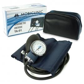 Tensiómetro aneroide | Azul | Mobiclinic