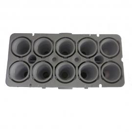Capuchones de sonda desechables | Para Ri-thermo® tymPRO+ | 30 soportes/300 piezas | Riester