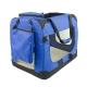 Transportín para mascotas | Talla L | Soporta 15 kg | 67x50x49 cm | Plegable | Azul | Balú | Mobiclinic - Foto 1