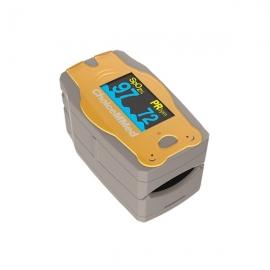 Pulsioxímetro digital pediátrico | Con pantalla OLED | Onda plestimográfica | Incluye funda y pilas