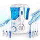 Irrigador dental familiar ID-01 | 7 cabezales funcionales | Depósito 600 ml | Mobiclinic - Foto 1