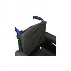 Protector/respaldo viscoelástico Saniluxe, 42 x 30 x 3 cm