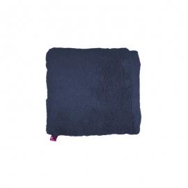 Cojín antiescaras Sanitized cuadrado y de color azul marino, 44 x 44 cm
