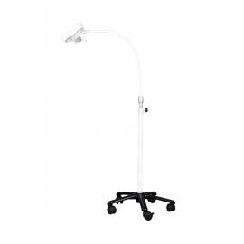 Lámpara de reconocimiento FLH-3 | 35klux | Flexible con base rodable