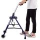 Andador para ancianos   Plegable   Asiento   2 ruedas   Azul   Emérita   Mobiclinic - Foto 8