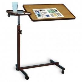 Mesa de doble tablero | Altura regulable | Basculante en ambas direcciones