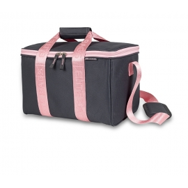 Bolsa de primeros auxilios multiusos | modo de bolsa de emergencias | gris y rosa | Elite Bags