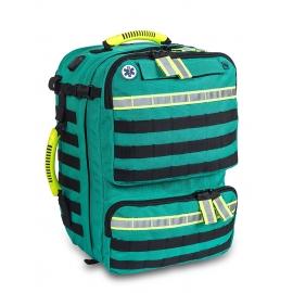Mochila para rescate | Bolsa de emergencias | Verde | Paramed's | Elite Bags