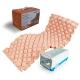 Colchón antiescaras de aire | Con compresor | PVC médico ignífugo | 200 x 90 x 7 | 130 celdas | Beige | Clinical 1 | Clinicalfy - Foto 1