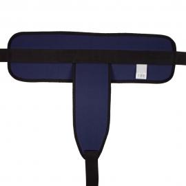 Cinturón de sujeción pélvico   Para silla o sofá   Cierre de clip   Mobiclinic