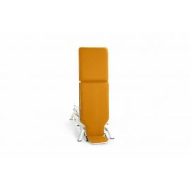 Camilla de bipedestación pediátrica de 2 secciones | (40+120+30)x55 cm | Altura regulable | CE-2220-PI-PED