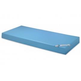 Colchón de látex con funda   90x190 cm   Antialérgico y antiácaros