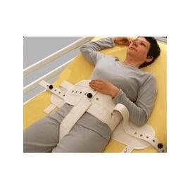 Sistema de sujeción para abdominal | Cierre de imán | Varias tallas | Segufix