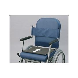 Cojín anti-resbalo para sillas | 37x43 cm | Hasta 150 kg | Segufix