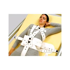 Sujeción para hombros y tórax | Cierre de imán | Varias tallas | Segufix