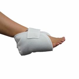 Par de patucos antiescaras   Izquierdo y derecho   Protege su pie y talón