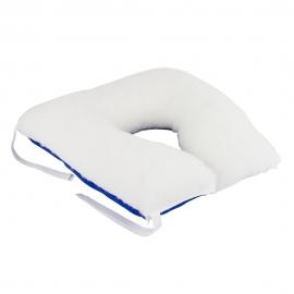 Cojín antiescaras | Forma de herradura | Para silla o sofá | 44 x 44 cm | Mobiclinic