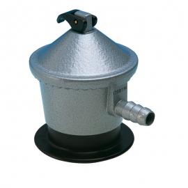 Regulador bombona gas | Butano y propano | Para estufas de exterior