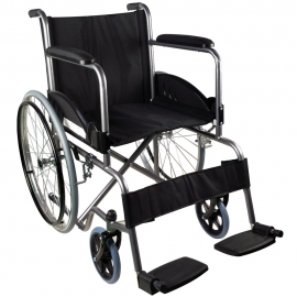 Fauteuil roulant   Pliable   Grandes roues   Léger   Valencia   Clinicalfy