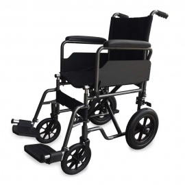Fauteuil roulant   Pliant   Petites roues   Repose-pieds et accoudoirs amovibles   S230 Sevilla   TOP   Mobiclinic
