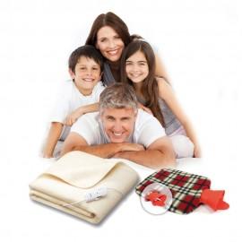 Terapia calor y masaje