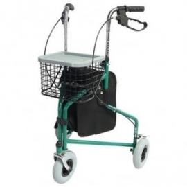 Andadores con 3 ruedas