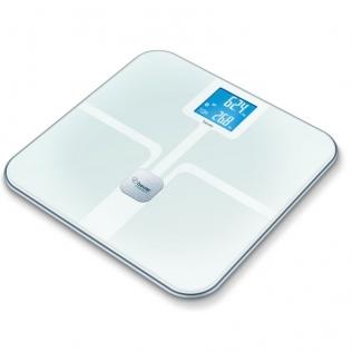 Balance électronique Bluetooth   Technologie de pointe   Beurer - OUTLET