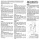 Chaise de douche / salle de bain | Réglable en hauteur avec dossier | Puerto | Mobiclinic - Foto 10