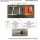 Table auxiliaire pour lit ou canapé | acier | hauteur réglable | Meseta | Mobiclinic - Foto 8