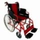 Fauteuil roulant léger VIP | Freins sur leviers et roues | pliable | aluminium | Torre | Mobiclinic - Foto 1