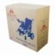 Fauteuil roulant électrique | Pliable | Bleu et noir | Aluminium | Lyra | Mobiclinic - Foto 6