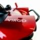 Scooter électrique pour seniors | 4 roues | Compact et démontable | Auton. 10 km | 12V | Rouge | Virgo | Mobiclinic - Foto 6
