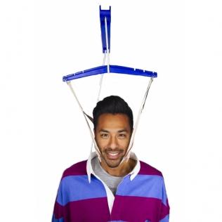 Kit de traction cervicale pour dessus de porte | Soulage les douleurs et détend les muscles