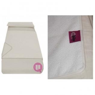Alèse imperméable pour la prévention de l?incontinence urinaire | Dimensions : 70 x 90 cm | Aide à prévenir les ulcères de press