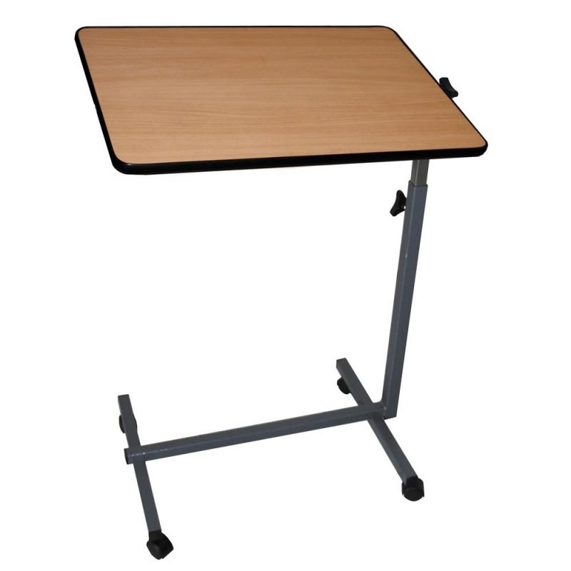 Table D Appoint Avec Roulettes Pour Lit Et Canape Pliante