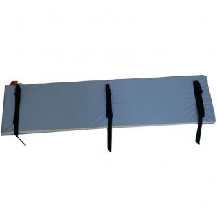 Protecteur de barre de sécurité | Barandex M-2 | 140 x 35 cm | Fermeture à clip, matière rembourrée