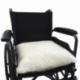 Coussin anti-escarres Carré | Pour tout types de fauteuils | Texture douce | Ualf | 44 x 44 cm - Foto 1
