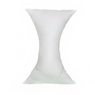 Oreiller cervical ergonomique de voyage | En forme de papillon | 38x26 cm