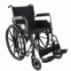 Fauteuil roulant pliable PREMIUM   Acier   Repose-pieds et accoudoirs amovibles   S220 Sevilla   Mobiclinic - Foto 1
