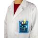 Organiseur / pochette d'infirmier | Bleu | MINIKEEN'S | Mobiclinic - Foto 4