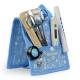 Organiseur de matériel infirmier pour blouse | Bleu à motifs | Keen's de Mobiclinic | Elite Bags - Foto 2