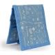 Organiseur de matériel infirmier pour blouse | Bleu à motifs | Keen's de Mobiclinic | Elite Bags - Foto 4