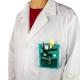 Organiseur / pochette d'infirmier | Vert à motifs | MINIKEEN'S | Mobiclinic - Foto 2