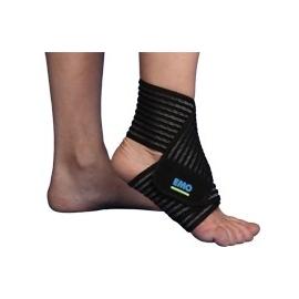 Bandage élastique Strapin pour cheville | Taille unique | 80cm | Emo
