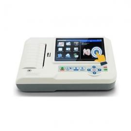 Electrocardiographe numérique portable à 6 canaux | Avec logiciel et écran | ECG | MB600G | Mobiclinic