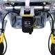 Fauteuil roulant électrique pliable   Aluminium   Auton. 17 km   24V   Léger   Sûr et confortable   Troya   Mobiclinic - Foto 2