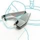 Lave-tête portable pour fauteuil roulant   Noir   Mobiclinic - Foto 5
